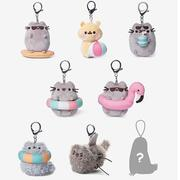 Pusheen Series 10 Lazy Summer Plush Blind Box Clip on
