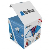Teebee- Play on the go Multipurpose Toy box