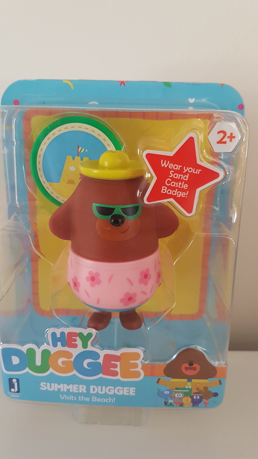 Hey Duggee- Duggee and Friends Figures -5 to choose from