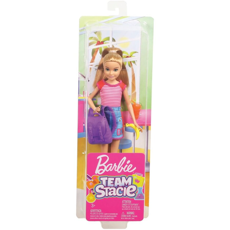 Barbie Team Stacie Doll Smoothie Playset with Accessories