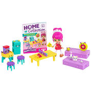 Happy Places Shopkins Season 2 Welcome Pack Mousy Hangout with Doll