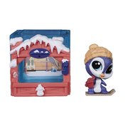 Littlest Pet Shop Mini Style Set Penguin - Parker Waddleton