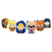 DC Fashems Super Hero Girls Squishy Figures - Choose From 5