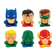 Mash'ems Justice League Series 1- Set of 6