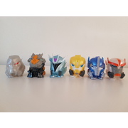 Mash'ems Transformers Generations Series 3 - Set of 6