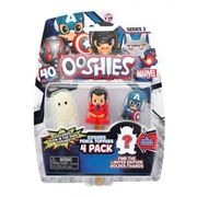 Marvel Series 2 Ooshies 4 Pack - 4 to Choose from