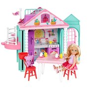 Barbie Club Chelsea Clubhouse Playset
