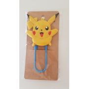 Pokemon Pickachu Book Clip organiser book mark