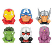 Mash'ems Marvel Avengers Series 4 - Set of 6