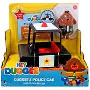 Hey Duggee Duggee's Police Car with Police Badge
