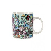 Tokidoki Mermicorno Ceramic Mug Official Product