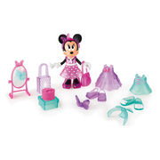 Disney Junior Minnie Fashion Fun Doll