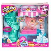 Shopkins Season 8 World Vacation Borading America Hotdog Stand