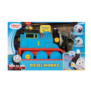 Thomas & Friends Tank - Diesel Works Light and Sound