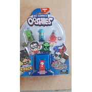 DC Comics Series 3 Ooshies 4 Pack - 4 to Choose from