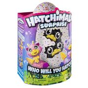 Hatchimals Surprise Giraven Hatching Egg w/Surprise Twin  Pink
