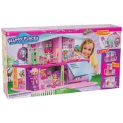 Happy Places Shopkins Grand Mansion Playset