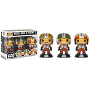 Funko Pop Star Wars Biggs, Wedge & Porkins 3pk Vinyl Figure