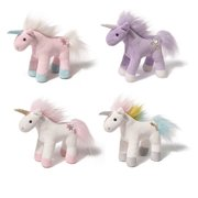 Gund Unicorn Chatters sounds Plush 15cm - Assorted Choose from 4
