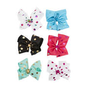 Jojo Siwa Bow Polka Dots Assorted - 6 To Choose From