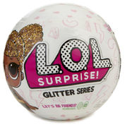 Box of 18 LOL Surprise Doll Glitter Series
