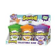 Zuru Skwish Slime Large Tub - Choose from 4 colours