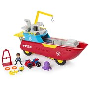 Paw Patrol Sea Patroller Transforming Vehicle with Ryder and Lights & Sounds
