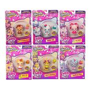 Shopkins Wild Style Shoppet - Choose from list