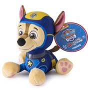 "Nickelodeon Paw Patrol Sea Patrol, 8"" Plush, Chase (Original)"
