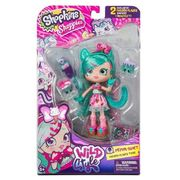 Shopkins S9 Wild Style Shoppies Doll - Peppa-Mint