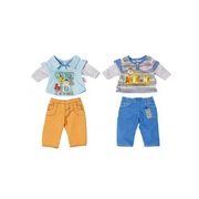 Zapf Creation Baby Born Boys Clothes Collection Doll (40-43cm) - Choose from 2
