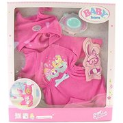 Zapf Creation Baby Born Doll Clothes Deluxe Bath Time Set