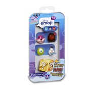 Disney Emoji #ChatPack Figures 5pk - Choose from list