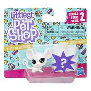 Littlest Pet Shop Series 2 Zoe Housemouse and Guinsey Pigson