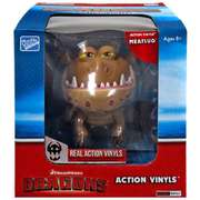 How to Train Your Dragon Action Meatlug Vinyl Figure