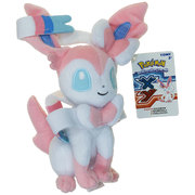 Tomy Pokemon XY 8 Inch Plush Sylveon