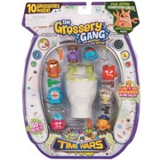 The Grossery Gang S5 Season 5 Time Wars Large pack