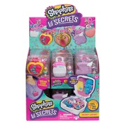 Shopkins Little  Lil' Secrets Locket Blind Bag x1 - Assorted