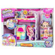 Shopkins Lil' Secrets Rainbow Kate's Bedroom Hideway Playset