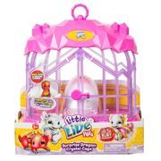 Little Live Pets Dragons Surprise Dragon Crystal Cage Playset