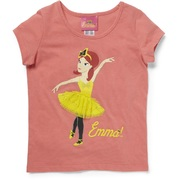 The Wiggles Emma Top Ballerina Pink T-Shirt
