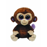 TY Beanie Boos Large Coconut Monkey Plush 16inch