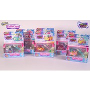 Cutie Cars Shopkins Color Change Cutie Single Pack- Choose from 6