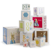 Beatrix Potter Peter Rabbit Stackable Learning Blocks