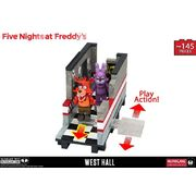 Five Nights at Freddy's West Wall Medium Construction Set