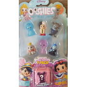 Disney Series 3 Ooshies 7 Pack - 4 to Choose from