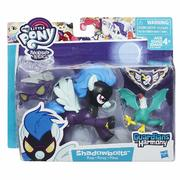 My Little Pony Guardians of Harmony Shadowbolts Pony Figures