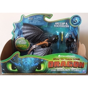 How to Train Your Dragon & Viking The Hidden World Hiccup & Toothless