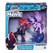 My Little Pony Guardians of Harmony Fan Series Tempest Shadow & Twilight Sparkle