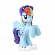 My Little Pony Friendship is Magic Rainbow Dash Mini Figure